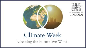 Climate Week: Creating the Future We Want