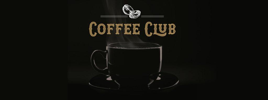 Coffee Club poster