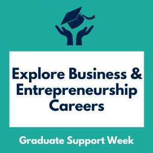 Explore Business & Entrepreneurship Careers