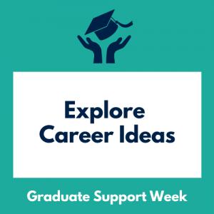 Explore Career Ideas