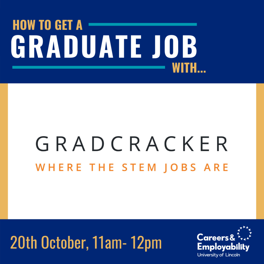 How to get a graduate job with Gradcracker