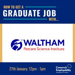 Mars Waltham PetCare Institue