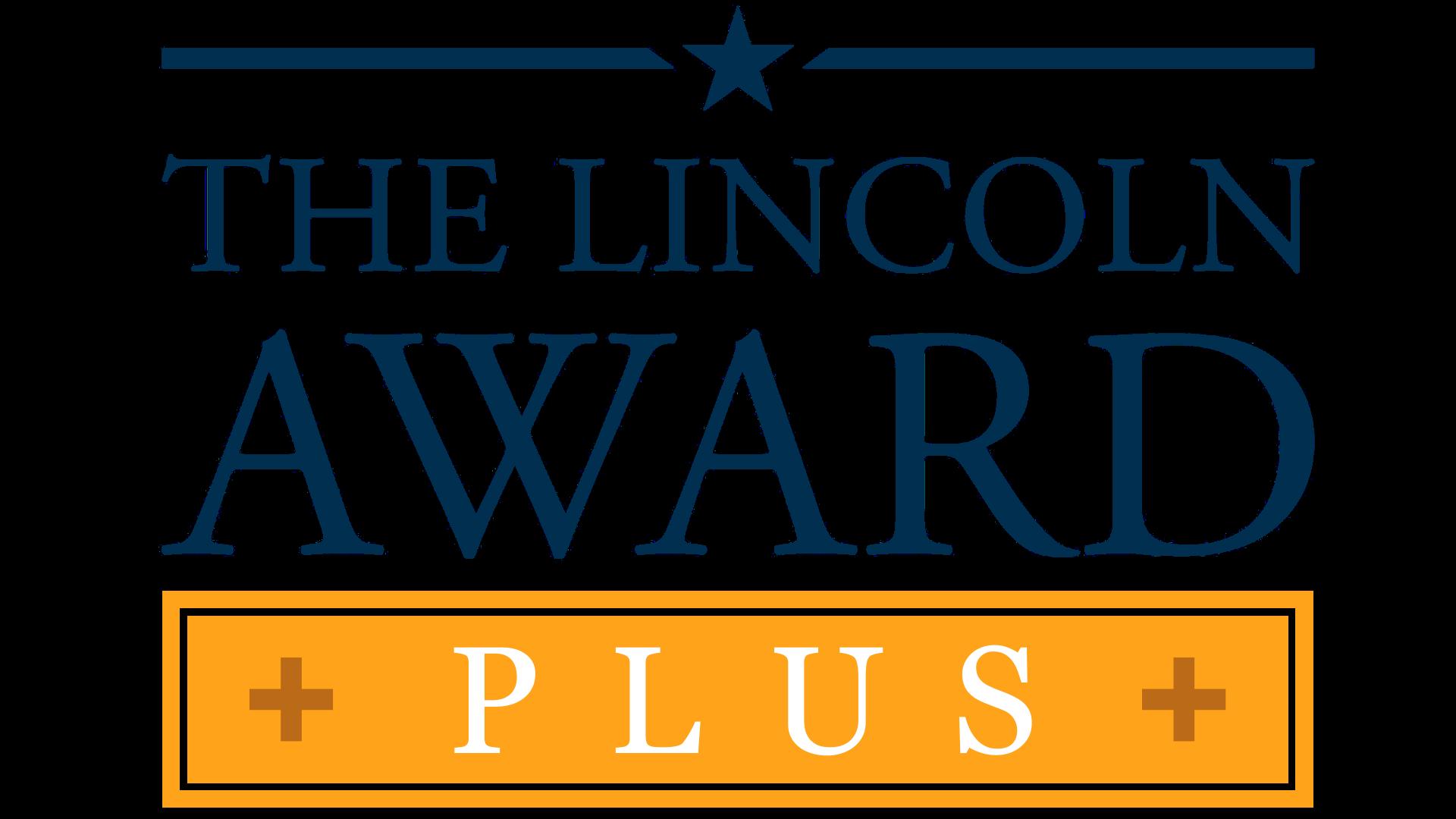 Lincoln Award Plus Logo
