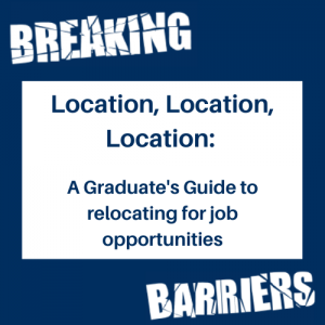 Location, Location, Location: A Graduate's Guide to Relocating for Job Opportunities