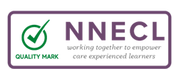 NNECL Quality Mark - working together to empower care experienced learners