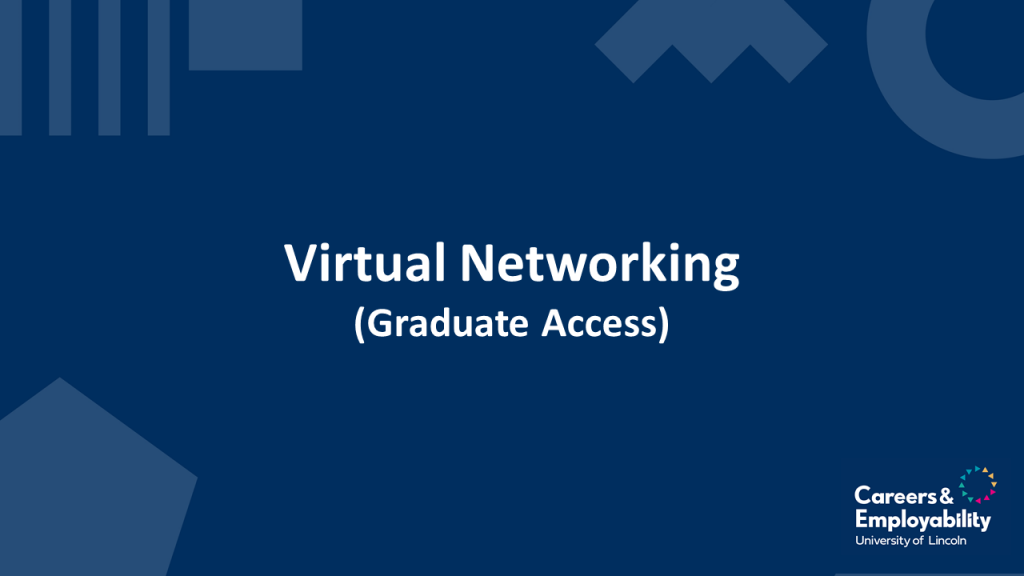 Title stating Virtual Networking