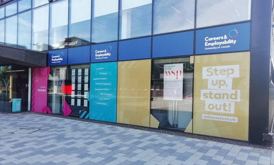 Front of Careers Centre